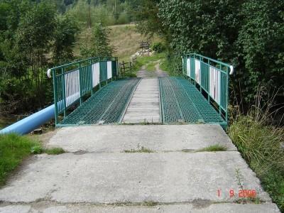 most potok Czerwie 2