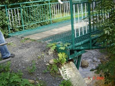most potok Czerwie 3