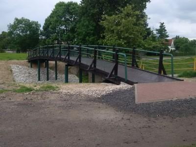 mostek w Chojnowie